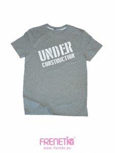 UNDER-60/11 férfi pamut póló main image