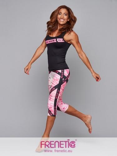 Női fitness térdnadrágok   Apryl női fitness térdnadrág