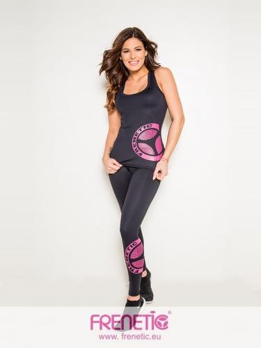 27a09d859f HERTA 01 21 fekete fitness felső női sport trikó