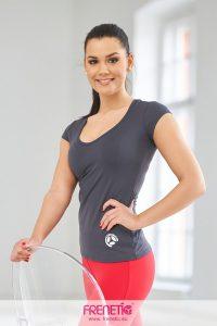 HOPP-06 női fitness poló main image