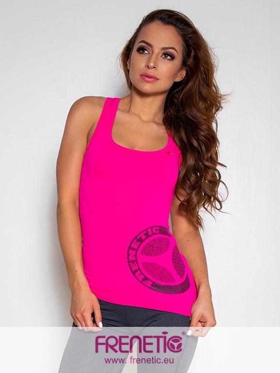 f4ff0470b4 HERTA 21_01 pink női fitness és sport trikó egyedi sport felső