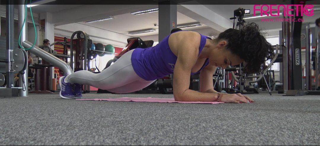 Plank – bárhol, bármennyit. Nem keveset, inkább sokat!