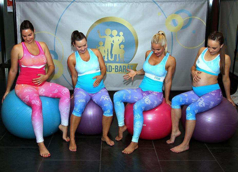 Posztpartum fitnesz  Avagy hogyan add le a terhesség alatt felszedett kilókat.