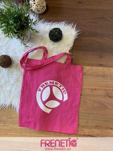 SHOPBAG-21 pink bevásárló táska main image