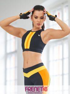 PEARL-63 pasztell mályva női leggings main image