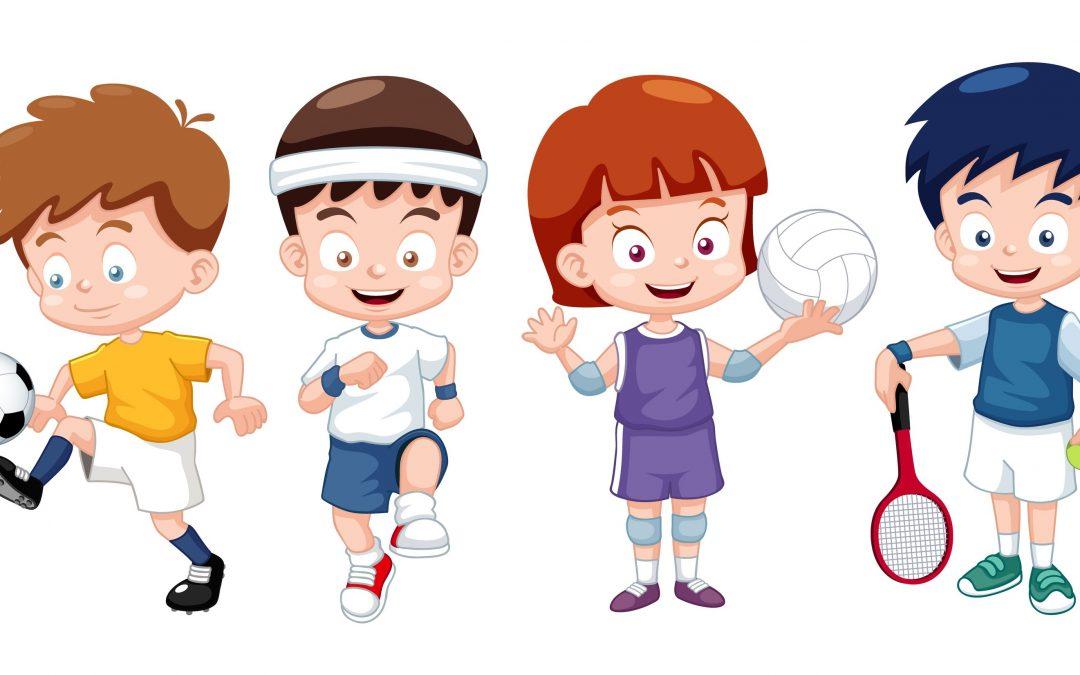 Adjuk át a sport szeretét a gyerekeknek!