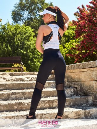 Extra magas derekú fitness leggings